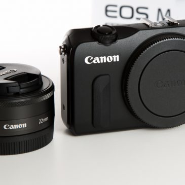 Canon EOS M Mirrorless Camera Review