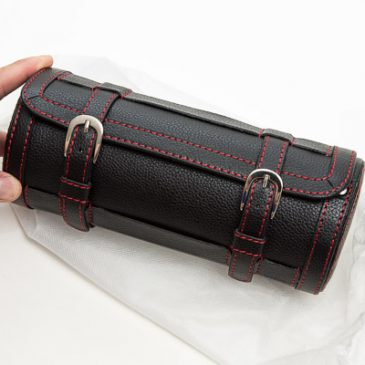 Mini-Review: Diplomat Watch Storage Leatherette Travel Roll