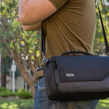 Mirrorless Carry – Think Tank Photo Mirrorless Mover 25i Review