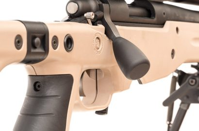 Precision Rifle Project: Remington 700 Update 03