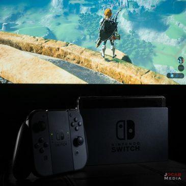 Back to Console Gaming via the Nintendo Switch